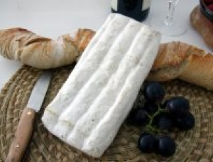 Briquette du Forez, goat milk cheese available to sell