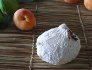Chèvre Figue à la Rose, goat milk cheese available to sell