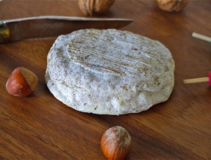 Tome de Provence, goat milk cheese available to sell