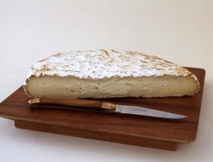 Brie de Melun  1/2, cow milk cheese available to sell