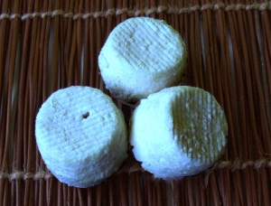 Bouton de Culotte (3 pcs), goat milk cheese available to sell