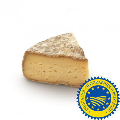 Tomme de Savoie - GIP -, cow milk cheese available to sell