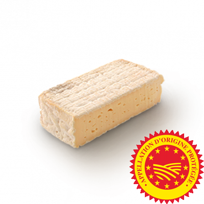 Pont l'Eveque 1/2 pc PDO, cow milk cheese available to sell