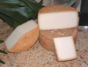 Tomme d'Accous, goat milk cheese available to sell