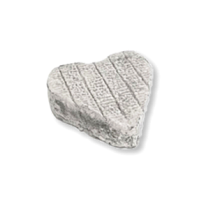 Coeur de Touraine grey, goat milk cheese available to sell