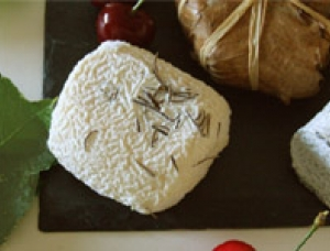 Romarin, goat milk cheese available to sell