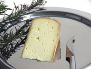 Toudeille Goat-Ewe, goat milk cheese available to sell