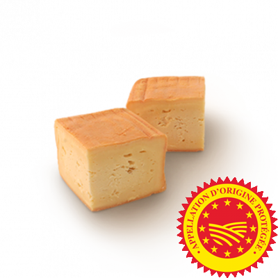 Maroilles (1/4), cow milk cheese available to sell