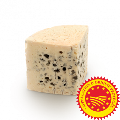 Roquefort1/4 wheel - PDO -, ewe milk cheese available to sell
