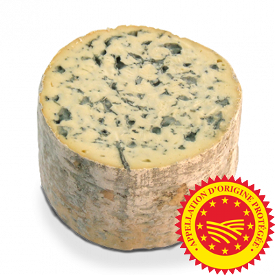 Fourme d'Ambert 1/2 wheel PDO, cow milk cheese available to sell