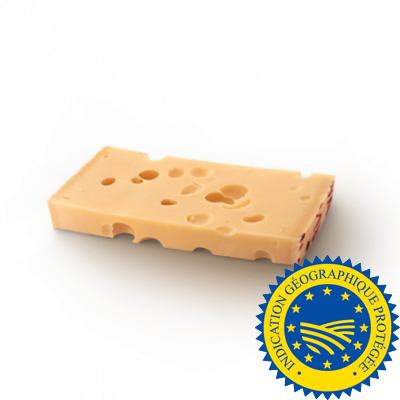 Emmental Grand Cru 500gr, cow milk cheese available to sell