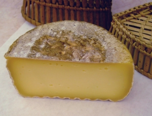 Organic Tommette de Yenne 1/2pc, cow milk cheese available to sell