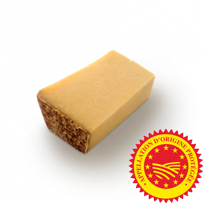 Cantal Entre Deux PDO 500gr, cow milk cheese available to sell