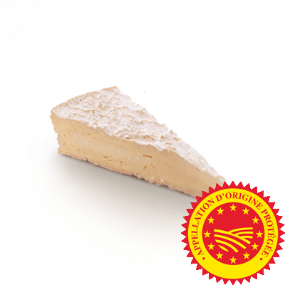 Brie de Meaux, cow milk cheese available to sell