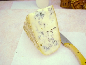 Bleu de Gex, cow milk cheese available to sell