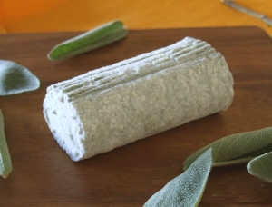 Bichon, goat milk cheese available to sell