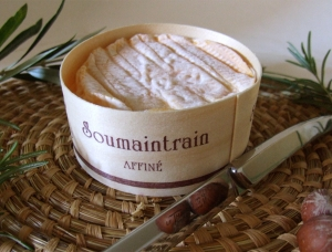 Soumaintrain, cow milk cheese available to sell