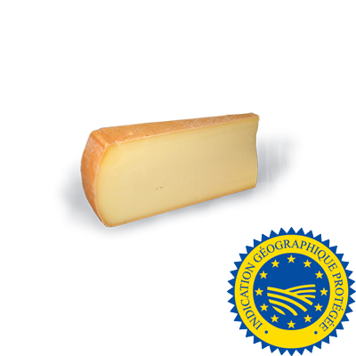 Raclette de Savoie300, cow milk cheese available to sell