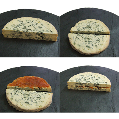 Fourme d'Ambert & Quince Paste, cow milk cheese available to sell