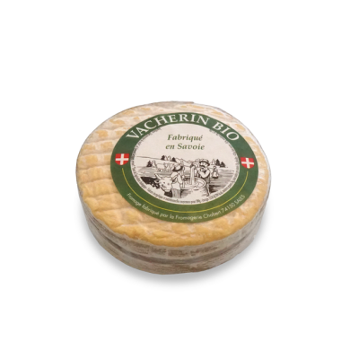 Vacherin - organic, cow milk cheese available to sell