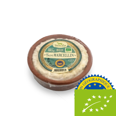 Saint Marcellin GPI - Organic, cow milk cheese available to sell