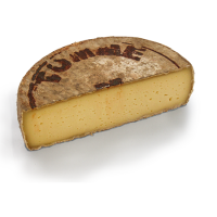 Tomme de Savoie 1/2 wheel - GIP -, cow milk cheese