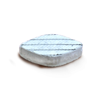 Calisson, goat milk cheese